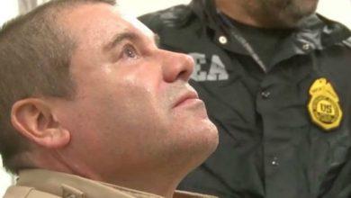 """Photo of """"Chapo"""" Guzmán  apela su condena a prisión perpetua"""