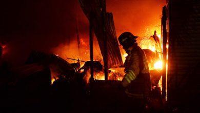 Photo of Bomberos sofocaron incendio al interior de una vivienda en colonia Flor Blanca