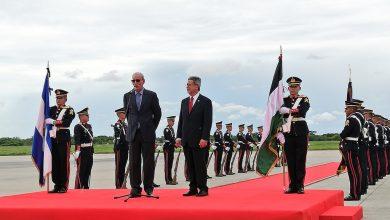Photo of Arriba al país el presidente de la República Árabe Saharaui Democrática para asistir a ceremonia de Traspaso de Mando Presidencial 2019