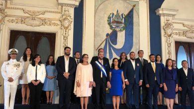 Photo of Presidente de la república juramenta a su Consejo de Ministros después de toma de posesión