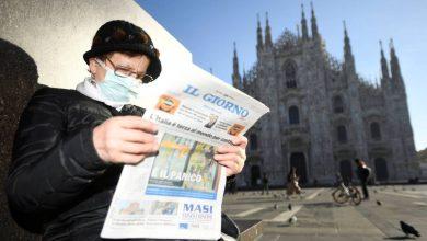 Photo of Italia aplica nuevas restricciones por COVID-19 ante aumento de infecciones diarias