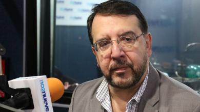 Presidente de Movimiento Libertad, Miguel Fortín Magaña, en Radio 102nueve.