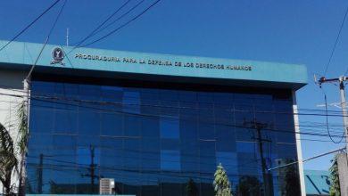 Photo of PDDH pide investigar a excandidato del FMLN señalado de agredir a su pareja