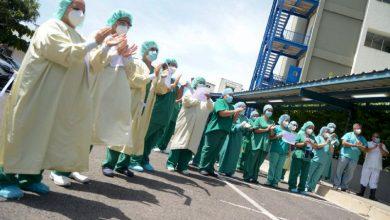 Photo of Dan de alta médica a 28 pacientes recuperados de coronavirus en el territorio salvadoreño