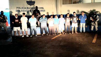 Photo of Capturan a 48 miembros de estructuras criminales por varios delitos