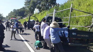 Photo of Colisión deja un fallecido y tres lesionados en Carretera de Oro