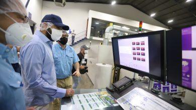 Photo of Industria del plástico cumple con medidas de bioseguridad para evitar contagios de Covid-19