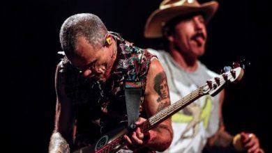 Photo of Fallece exguitarrista de la banda de rock Red Hot Chili Peppers, Jack Sherman