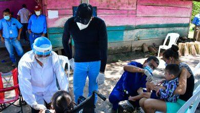 Photo of Familia de escasos recursos de San Vicente recibe ayuda articulada del gobierno del Presidente Bukele