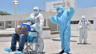 Photo of Más de una veintena de pacientes se recuperan de la COVID-19 en diferentes hospitales