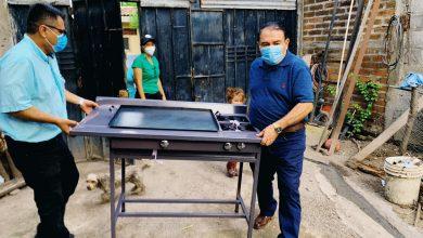 Photo of Diputado Reynaldo Carballo apoya a joven profesional con proyecto de emprendurismo