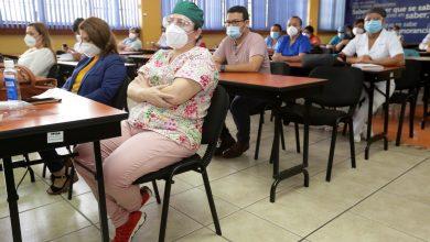 Photo of ISSS capacita a su personal sobre protocolos de reapertura económica