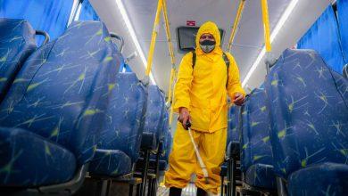 Photo of Ministro de Obras Públicas verifica protocolos de bioseguridad en terminal de autobuses de Transportes Unidos de Occidente