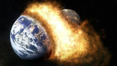 Photo of (Video) ¿Qué pasaría si la Tierra colisionara contra otro planeta? Aquí te lo contamos
