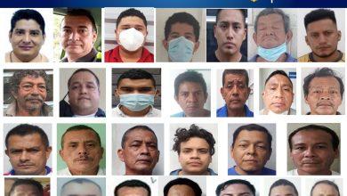 Photo of Arrestan a 30 presuntos agresores sexuales en San Salvador