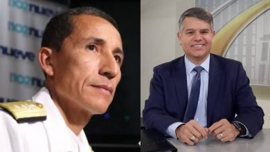 """Photo of Ministro de la Defensa a Luis Parada: """"Es un capitán que ofendió a la institución al renunciar a su grado"""""""