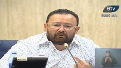 """Photo of Guillermo Gallegos: """"ARENA, FMLN y PDC han creado un pacto entre corruptos para asfixiar al Gobierno»"""