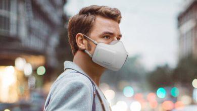 Photo of Crean mascarilla electrónica con ventiladores dobles que suministra aire limpio a las personas
