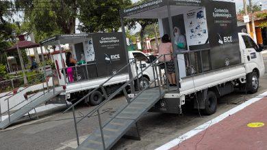 Photo of MINSAL realiza 300 pruebas de COVID-19 en Nejapa, San Salvador