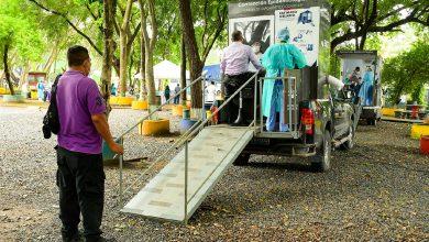 Photo of Cabinas EICE tomaron 300 muestras para detectar COVID-19 en San Luis Talpa, La Paz