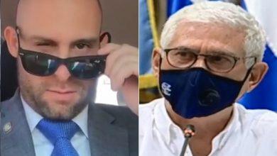 Photo of Rodolfo Parker y Ricardo Velásquez Parker criticados por polémicas peticiones al FBI y de destituir al Fiscal General