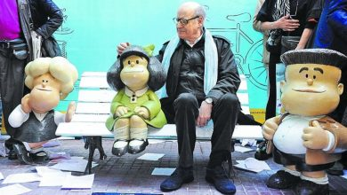 "Photo of (video) Fallece el padre de ""Mafalda"", el reconocido dibujante argentino Quino"