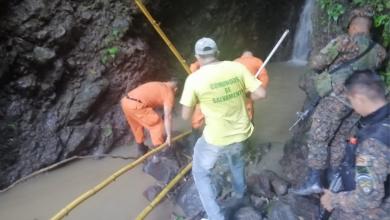 Photo of Recuperan cadáver de joven que cayó en quebrada de 30 metros de profundidad