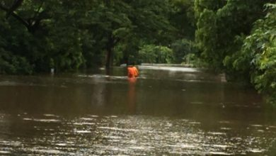 Photo of MARN: Alta probabilidad de desbordamientos en ríos Grande de San Miguel y Goascorán