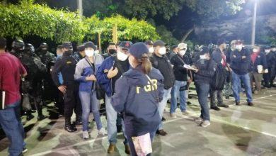 Photo of FGR giró 116 órdenes de captura contra pandilleros involucrados en desapariciones