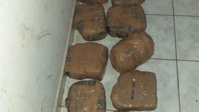 Photo of Detienen a traficante de drogas con 10 paquetes de marihuana