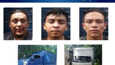 Photo of FGR captura a cinco sujetos que se dedicaban a robar vehículos con mercadería