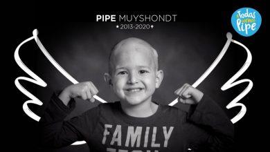 Photo of Pipe muere a los 7 años tras una dura lucha contra el cáncer