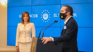 Photo of Milena Mayorga nueva embajadora de El Salvador en Estados Unidos