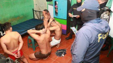 Photo of Atrapan a 23 pandilleros acusados de homicidios y secuestros en Panchimalco