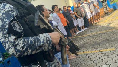Photo of Atrapan a 94 sujetos por estafa, homicidio y extorsión a nivel nacional