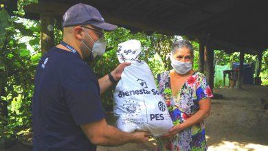 Photo of Familias de Chalatenango y Sonsonate reciben paquetes alimentarios