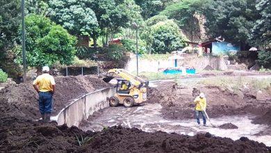 """Photo of Avanzan la reconstrucción y recuperación del icónico balneario de """"Los Chorros"""""""
