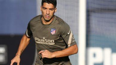 Photo of Recibimiento especial de Luis Suárez en el Atlético Madrid
