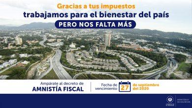 Photo of Contribuyentes tienen hasta el 27 de septiembre para solventar sus deudas amparándose al Decreto 521