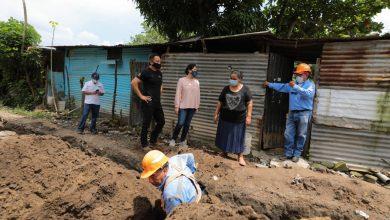 Photo of Ministerio de Vivienda y ANDA verifican avances de proyecto de agua que beneficiará a más de 300 familias de Tonacatepeque
