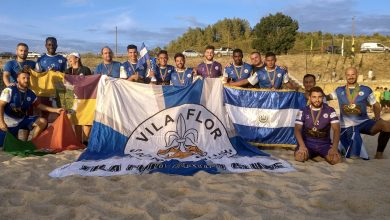 Photo of Cangrejitos playeros se proclaman campeones de segunda división de fútbol playa de Portugal