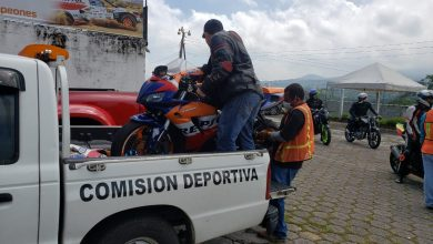 Photo of Diputado Bonilla sufre accidente durante Track Day Moto en Autódromo El Jabalí