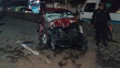 Photo of Fuerte accidente deja persona fallecida en carretera Troncal del Norte