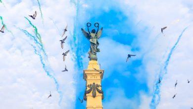 Photo of Así dan inicio las celebraciones por el 199 aniversario de independencia patria