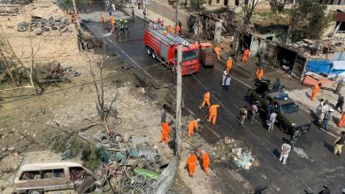 Photo of Diez fallecidos deja atentado contra el vicepresidente en Afganistán