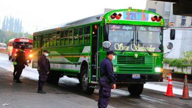 Photo of Gremial de motoristas afirman que tras reapertura económica 135 conductores del transporte colectivo han muerto de Covid-19 y más de 400 se han contagiado