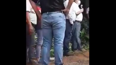 Photo of VIDEO | En plena campaña electoral de Carlos Reyes, lugareño le dice: «Ya sabemos la clase de basura que son»