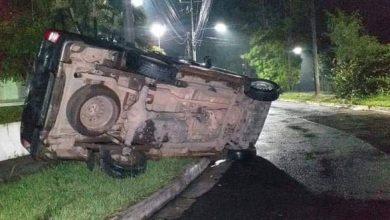 Photo of Alcalde de Huizucar sufre accidente de tránsito al conducir en estado de ebriedad