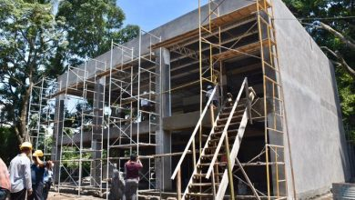 Photo of Construcción del CUBO en Sitio del Niño avanza en un 70%
