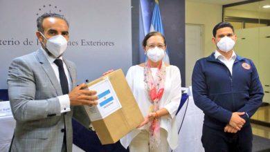Photo of Argentina entrega donativo para atender a salvadoreños afectados por lluvias